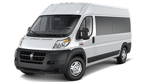 New Ram ProMaster 2500 Window Van in Bozeman